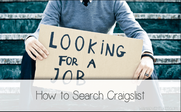 Work From Home Jobs on Craigslist